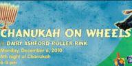 Chanukah on Wheels