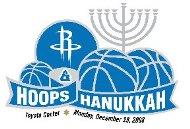 Hoops & Hanukkah