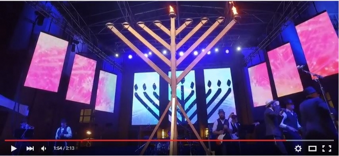 Chanukah Fest 2015 Video.JPG